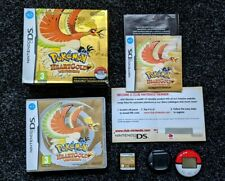 Pokemon Heart Gold (Nintendo 2DS/3D Game) - boxed with working Pokewalker