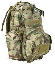 Kombat Vulcan Helmet Pack BTP - Rucksack, Backpack, Patrol Bag, Multicam, Camo