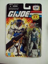 "GI Joe  ""SNOW SERPENT"" action figure GI JOE 25TH ANNIVERSARY series MOC 2008"