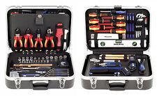 Projahn coffret d'outil électroportatif 128 pièces Outils Sac 8683 Sac à outils