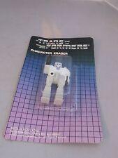 Transformers G1 Spindex Eraser MOC - Megatron, 1985 NRFP
