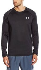 UNDER ARMOUR UA BLACK TECH T SHIRTS - 1 LONG SLEEVED + 1 SHORT SIZE S BRAND NEW