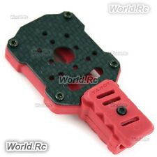 Tarot 16mm Carbon plastic motor mount with ESC position red Quadcopter - TL68B19