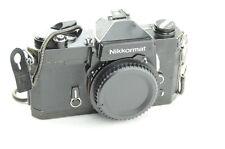 Nikon Nikkormat ft2 35mm funda neopreni cámara reflex Black