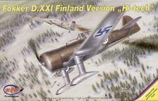 MPM 1/72 Fokker D. XXI Finland Version 'Hi-tech' # 72526