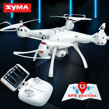 Syma X8PRO GPS A Key Auto Return FPV Real Time Flying Drone with Hover HD Camera