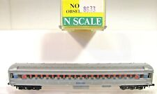 N 1/160 sc MODEL POWER 8633 AMTRAK HW COACH PASSENGER CAR w/ Interior