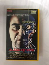 Class Of 1999 Horror Ex-Rental Vintage Big Box VHS Tape English with dutch subs