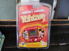 Electronic handheld Yahtzee Junior Mickey Mouse version NEW SEALED