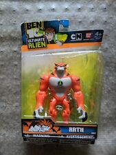 BEN 10 Ultimate Alien RATH Figure NIB