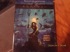 Aquaman, The Junior Novel, Jim McCann, 2018, Paperback, New