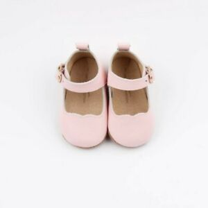 Genuine Leather Baby Mary Janes