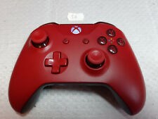 Official Microsoft Xbox One S 1708 Red Wireless Controller. 56