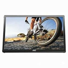 "AOC E1659FWU 15.6"" LED Portable USB 3.0 Powered Computer Video Monitor"
