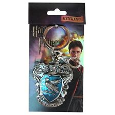 Harry Potter New * Ravenclaw * Crest Pewter Key Chain Key Ring Hogwarts House