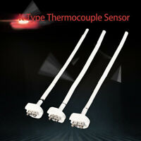 K Type High Temperature Thermocouple Sensor for Ceramic Kiln Furnace 2372℉ 1300℃