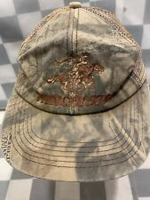 WINCHESTER Fire Arms Guns Hunting Camouflage (BROKEN Snapback) Adult Cap Hat