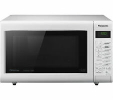 Panasonic Slimline Combination NN-CT555WBPQ 27 Litre Combination Microwave Oven