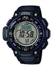 Casio Triple Sensor Watch Sgw1000-1aer Altimeter Compass 2yr Boxed