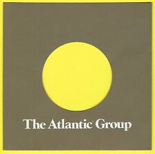 ATLANTIC GROUP (brown) - REPRODUCTION RECORD COMPANY SLEEVES - (pack of 10)
