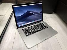 """Apple MacBook Pro Retina 15.4"""" 2013 512GB SSD 8GB Ram 2.4GHz Core i7 GT 650M 1GB"""