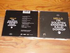 HELLO I'M SOLISTEN ENSEMBLE KALEIDOSKOP / ARS-CD 2014