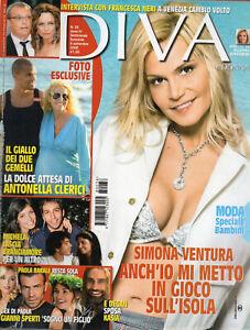 Diva 2008 36.SIMONA VENTURA,FRANCESCA NERI,VLADIMIR LUXURIA,JERRY HALL,F.TOTTI