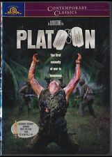 Platoon (DVD, 2000, Canadian, Widescreen) BEST PICTURE