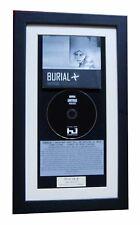 BURIAL Untrue CLASSIC CD Album GALLERY QUALITY FRAMED+FAST GLOBAL SHIP+Archangel