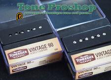 Tonerider Vintage P90 Pickup Set Black