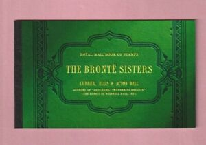 Great Britain, Royal Mail Prestige booklet 2005, The Bronte Sisters. DX34