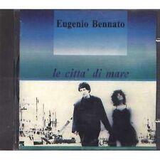 EUGENIO BENNATO - Le citta' di mare - CD 1989 NO BARCODE MINT CONDITION