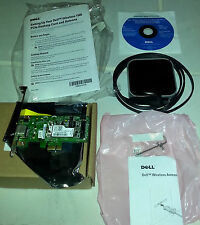 Dell 1505 pci-e wireless carte wifi adaptateur pc de bureau