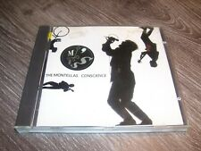 The Montellas - Conscience * CD 1988 Germany Synthesizer Pop / Dance *