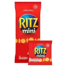 Mini Ritz Crackers Original 25g x - 6 per pack (0.33lbs)