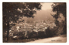 Panorama - Spezia Photo Postcard c1910 / Italy