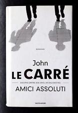 John Le Carré, Amici assoluti, Ed. Mondadori, 2003
