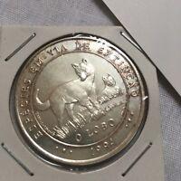 Coin - Silver - O Lobo 1994, 1000$00 escudos