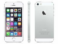 Apple iPhone 5s 64GB Silber - 1 Jahre Garantie - Gebraucht - neue Batterie