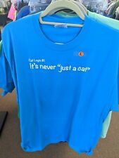 "FOHA ""It's never 'just a cat'"" T-Shirt - Adult Large"