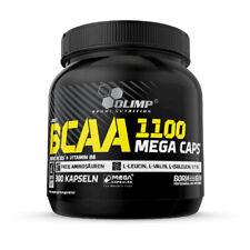 Olimp BCAA 1100 Mega Caps 300 Kapseln Aminosäuren Leucin Valin