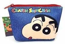Crayon Shinchan Pouch / Cosmetic Bag Registered Shipping