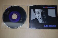 Jaime Anglada - Cuentame lo que quieras. JAESP1 CD-SINGLE PROMO