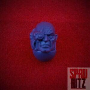 Space Marine Sternguard Veteran Squad Bare Head (D) Warhammer 40,000 bitz B274
