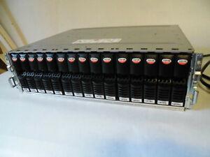 EMC DELL Disk Array 9TB(15x600GB) 4G KTN STL3 STL4 Storage Enclosure