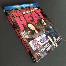 The Heat [Blu-ray/DVD, 2013, 2-Disc Set, Digital Copy, Canadian, Slipcover]