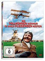 Die tollkühnen Männer in ihren fliegenden Kisten [DVD/NEU/OVP] Gert Fröbe, Stuar