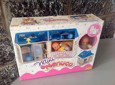 FAMOSA  Mini Nenuco Doll Muneca + Little House Piccola Casa Nib Nuovo In Box