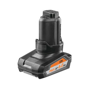 AEG RIDGID HYPER PRO L1260R 12v 6Ah Pod Style Genuine Li-ion Battery 6.0Ah