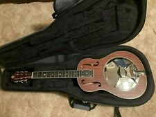 Republic Triolian Resophonic Single Cone Excellent Condition Crafted in Texas